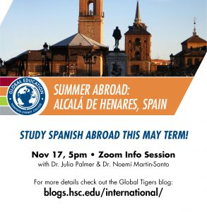 Spain Info Session